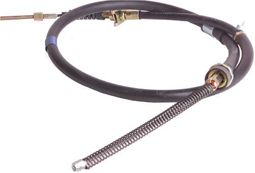 UPC 049797438344, Beck Arnley 094-1249 Brake Cable - Rear