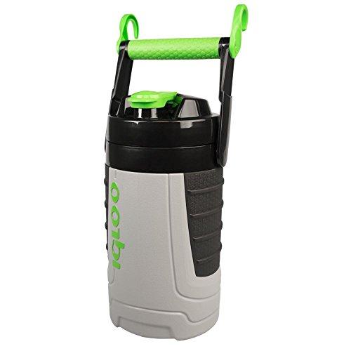 Igloo Proformance 1/2 Gallon Sport Jug-Ash Gray/Nuclear Green, Gray