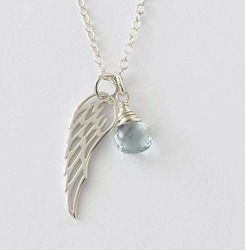 sterling-silver-angel-wing-necklace-with-march-birthstone-aquamarine