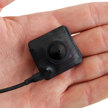 (Color Complete Covert Video Camera Kit)