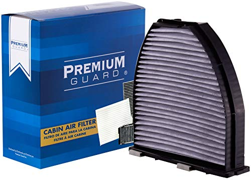 PG Cabin Air Filter PC5844 | Fits 2017-18 Mercedes-Benz AMG GT, 2018 AMG GT C, 2018 AMG GT R, 2016-18 AMG GT S, 2008-09 C230, 2010-15 C250, 2008-14 C300, 2008-16 C350, 2008-15 C63 AMG, 2015-18 CLS400
