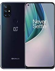 OnePlus Nord N10 (5G) 6GB(RAM)+128GB 90Hz Display (T-Mobile/Sprint Unlocked) BE2028 64MP Quad Camera Smartphone - Black (Renewed)