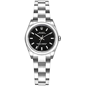 Best Epic Trends 41GDFD0OnsL._SS300_ Rolex Oyster Perpetual 26 Black Dial Women's Watch 176200