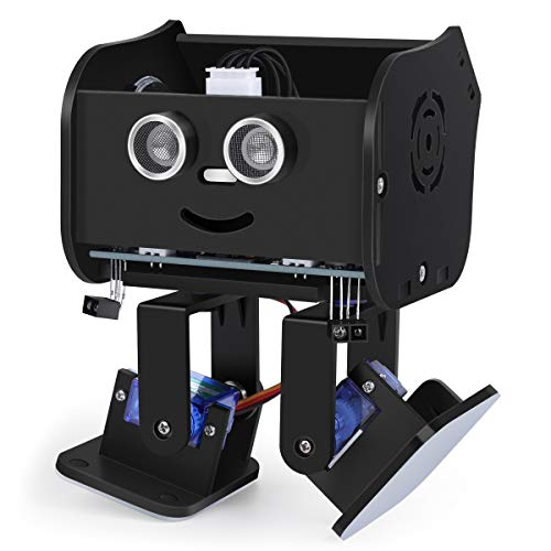ELEGOO Penguin Bot Biped Robot Kit for Arduino Project with