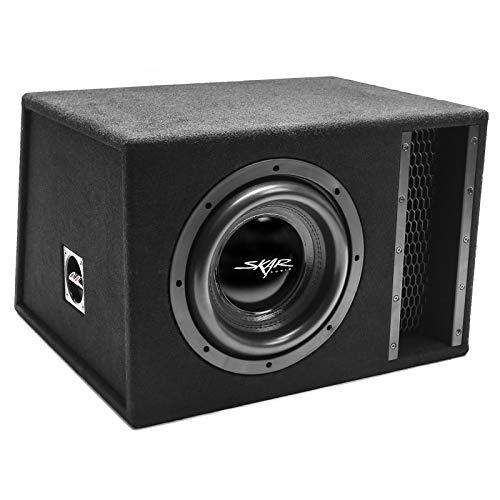 Skar Audio Single 10″ 2000W Loaded EVL Series Vented Subwoofer Enclosure   EVL-1X10D2