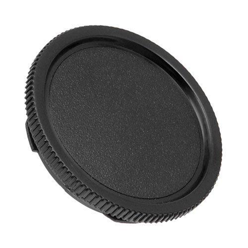 Fotodiox Camera body cap for Leica M Camera, fits Ricoh A12 Leica M Module, Leica M3, M2, M1, M4, M5, CL, M6, MP, M7, M8, M9, Hexar RF Epson R-D1 35mm Bessa Cosina Voigtlander Minolta CLE Rollei 35 RF Zeiss Ikon 10CAP-LM-B