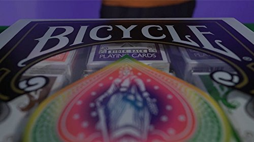 Bicycle Playing Cards Color Collection (9 Decks)