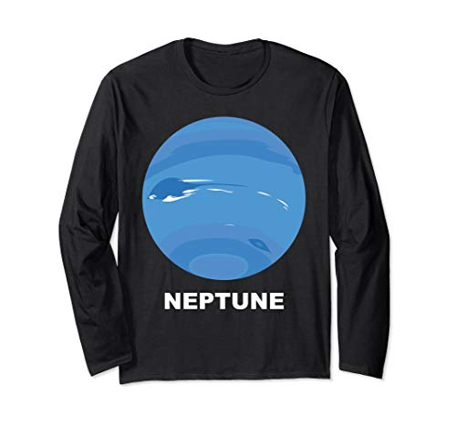 Neptune Costume Ideas (Solar System Group Costumes - Giant Planet Neptune Costume Long Sleeve)
