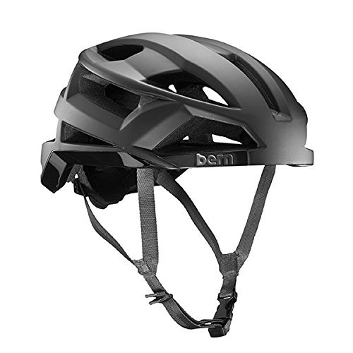 BERN Bike FL-1 Helmet - Men's Matte Black Large