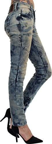 lavado Affliction Brentwood Carly mujeres Jeans Raquel de para Zg4Rwa