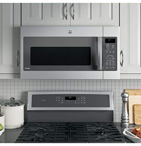 GE PNM9216SKSS Microwave Oven by GE (Image #4)