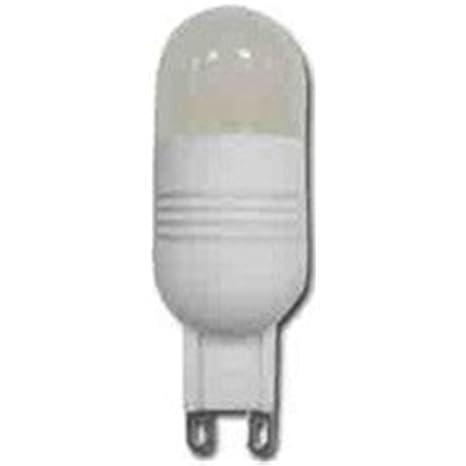 Bombilla led g9 3w 6.400k luz fria edm 35257