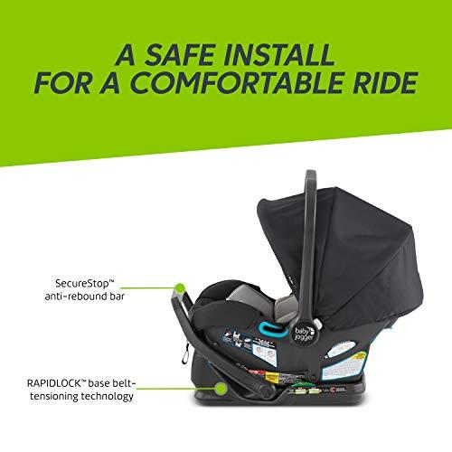 41GDJVT3AHL - Baby Jogger City Mini GT2 Travel System, Slate