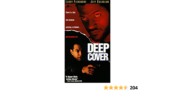 Deep Cover [USA] [VHS]: Amazon.es: Laurence Fishburne, Jeff ...
