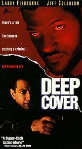 Amazon.com: Deep Cover [VHS]: Laurence Fishburne, Jeff