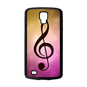 Design Creative Theme Musical Note Beautiful Hard Plastic Protective Case Shell for Samsung Galaxy S4 Active i9295 Cover-3