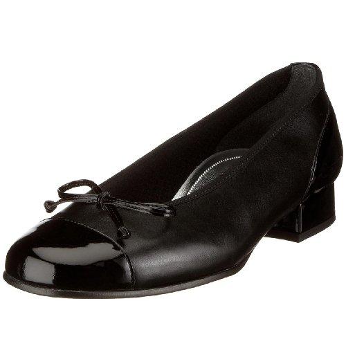 06 102 Gabor Slipper 67 Black Women's E6EK0wMqAz