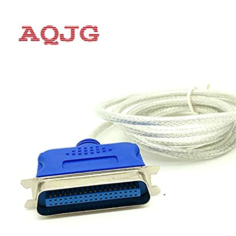 OMNIHIL 15 Feet Long High Speed USB 2.0 Cable Compatible with Sanyo PLC-XU74