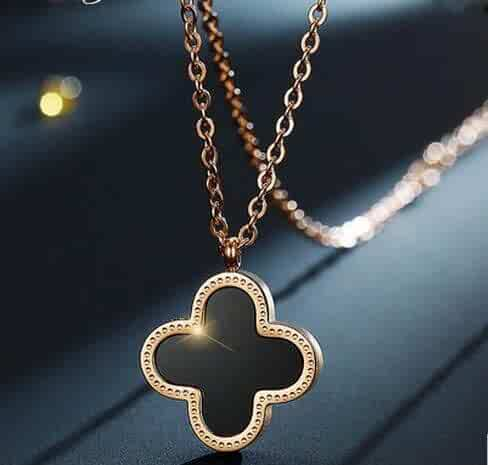 58effe5408ce0f Generic Korea clavicle neck chain necklace pendant _sunspots_face_ necklace  pendant jewelry hot _days_without_ color _version_of_a_ short