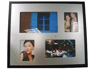 Amazoncom Sungale 7 Inch Collage Digital Photo Frame Digital