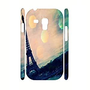 Colorful Frame Glossy Funny Antiproof Beautiful Pattern Hipster Phone Shell Accessories for Samsung Galaxy S3 Mini I8200 Case