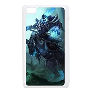 iPod Touch 4 Case White League of Legends Reaper Hecarim VB6984853