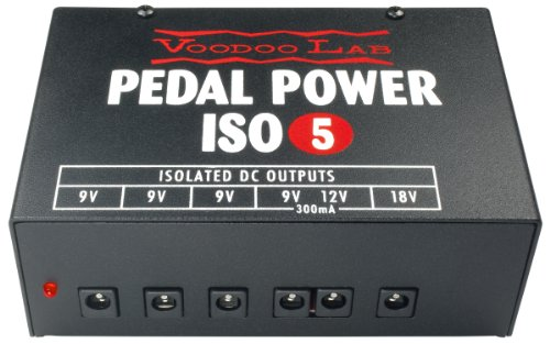 Voodoo Lab Pedal Power ISO-5 Isolated Power Supply by Voodoo Lab