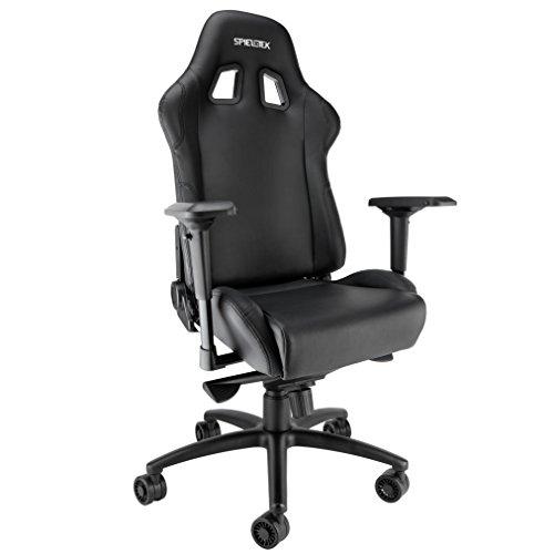 Spieltek Bandit XL Gaming Chair (Black) Spieltek