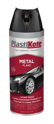 Plastikote 320 Black Metal Flake Paint Spray 12 Oz Buy