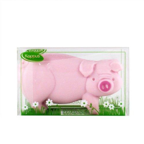 Kappus Pink Pig Soap, 100 g