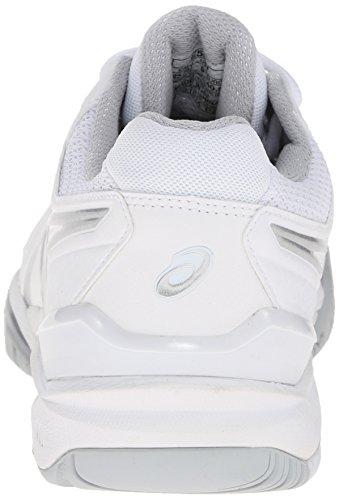 GEL 6 White 5 Medium B donna da Silver 5 Resolution rFUqBr