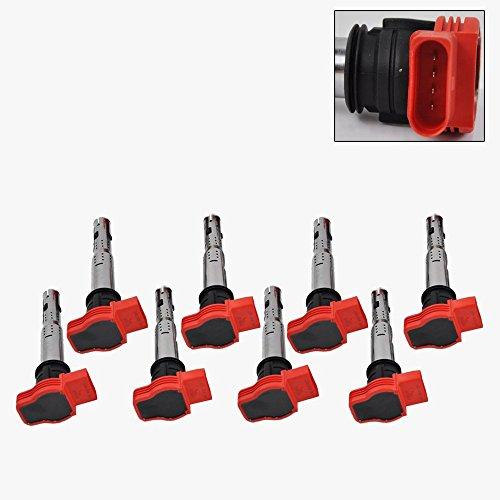 Audi Ignition Coil Koolman OEM Quality 06E905115 (8pcs)