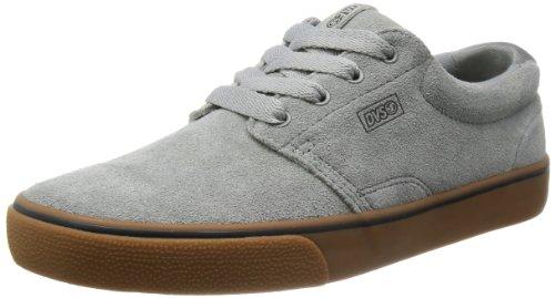 DVS Shoes - Zapatillas de skateboarding para hombre gris gris