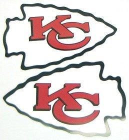 Kansas City Chiefs 4 Piece - 3