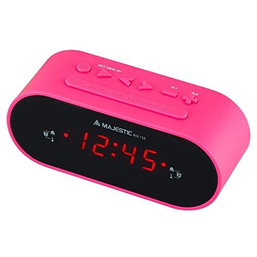 Radio Alarm Clock-Set = Telecomando Digitale estera Radio presa di corrente