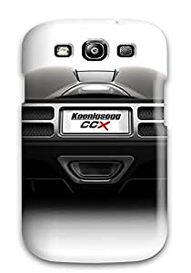 Anti-scratch And Shatterproof Exotic Car Phone Case For Galaxy S3/ High Quality Tpu Case by icecream design