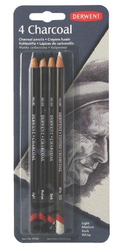 Derwent Charcoal Pencils Count 39000 product image