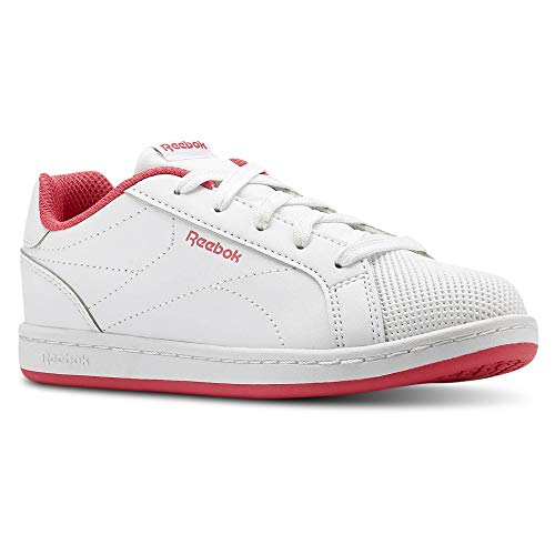 Complete Reebok Women's CLN Shoes 4 000 White Royal Twisted Fitness Pink UK Multicolour xaTwpx1q