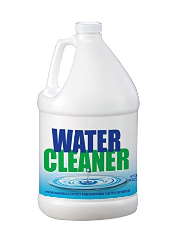 WATER CLEANER 7% PEROXIDE 1 CASE OF (4) 1 GALLON JUGS by WATER CLEANER