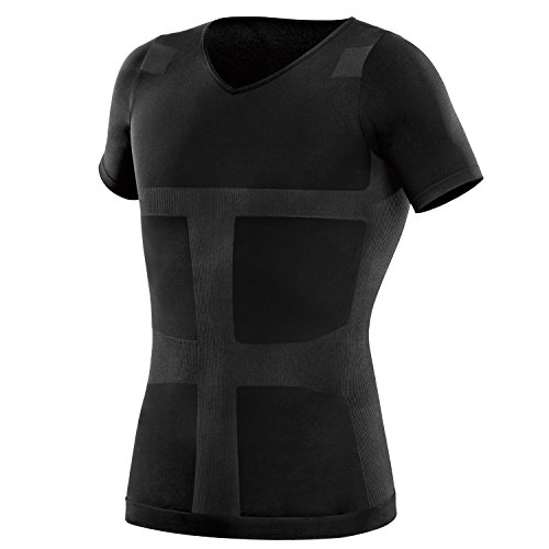 La-VIE(라브) 가압 이너 셔츠 쿨 드라이 가압 셔츠(M/L 화이트) /  대단하네요 가압 셔츠(M/L 화이트, 블랙)