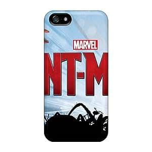 Iphone 5/5s ImM7376UFyP Custom Lifelike Inside Out Skin Perfect Hard Phone Covers -KaraPerron