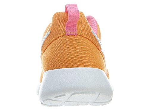 Scarpe Glow GS Atomic Pink Roshe Bambina da Corsa Run Nike White Mango H1Extqvwn