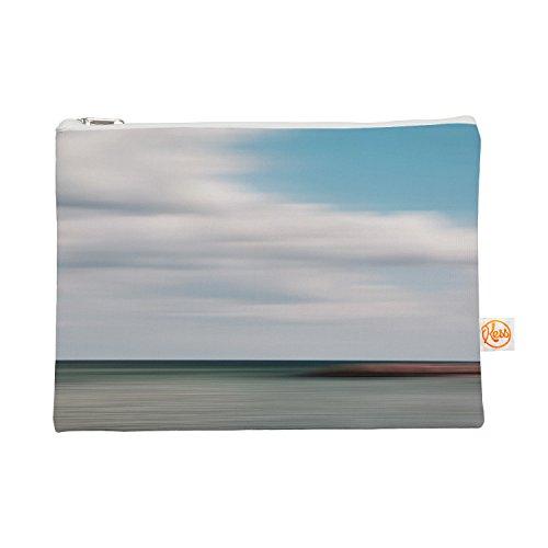 Kess eigene 12,5x 21,6cm Iris Lehnhardt Juni Strand Alles-Tasche, Grau/Blau