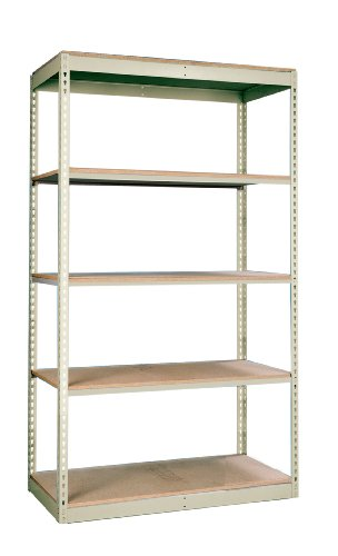 Single Rivet Shelving Units - 4