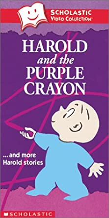 Amazon Com Harold And The Purple Crayon And More Harold Stories