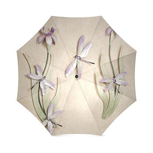Christmas/Thanksgiving Gifts Dragonfly Folding Rain Umbrella Sunshade - Dragon Shades