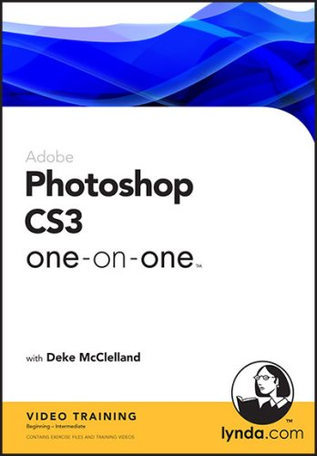 Download Photoshop CS3 One-on-One (Video Training) PDF