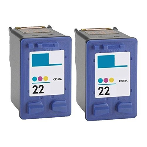 Remanufactured Ink Cartridge Replacement for HP 22 (2 Color) ()
