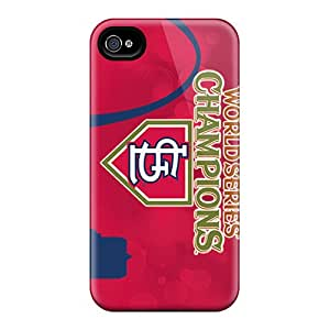 DustinFrench Iphone 6 Scratch Resistant Hard Cell-phone Case Support Personal Customs High Resolution St. Louis Cardinals Skin [cKZ1104koPO]