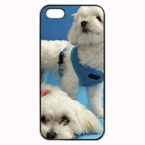 Custom MALTESE TERRIER DOG COVER CASE FOR IPHONE 4 4S PHONE